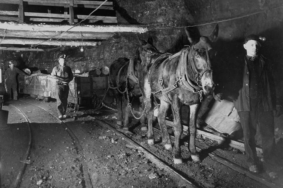 Miners, 1931 Photo: Margaret Bourke-White, Time Life / Margaret Bourke-White