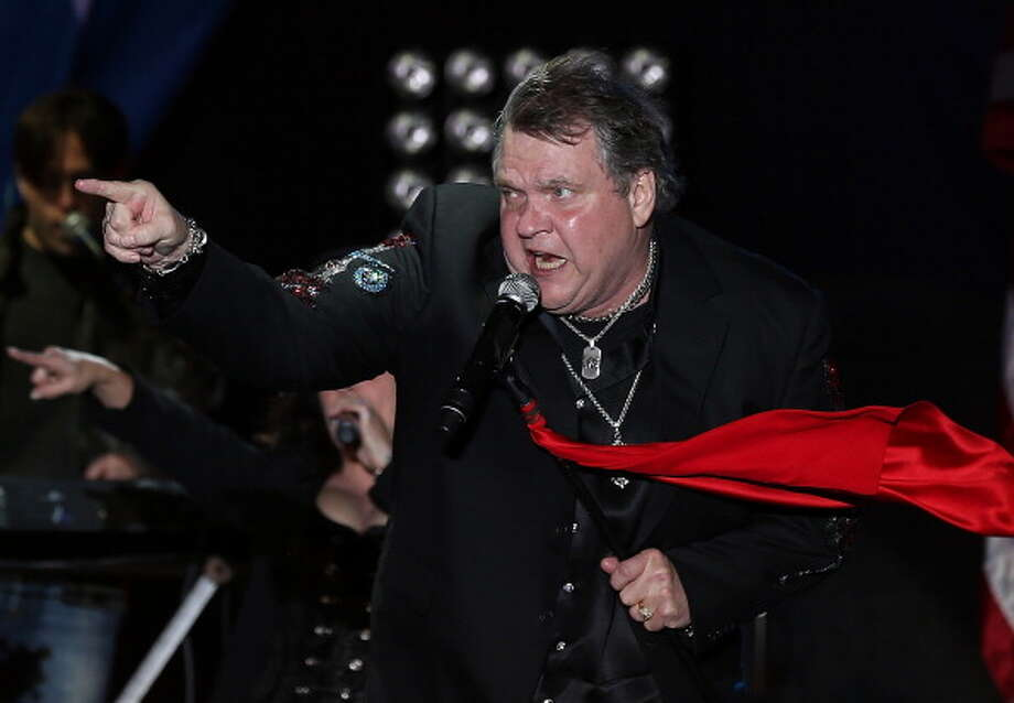 It's Meat Loaf. Photo: Justin Sullivan, Getty Images / 2012 Getty Images