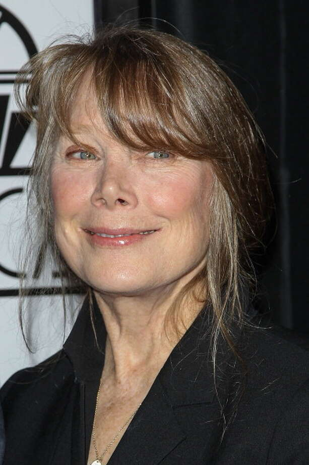 It's Sissy Spacek. Photo: Paul A. Hebert, Getty Images / 2013 Getty Images