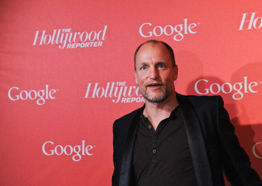 It's Woody Harrelson. Photo: NICHOLAS KAMM, AFP/Getty Images / 2012 AFP