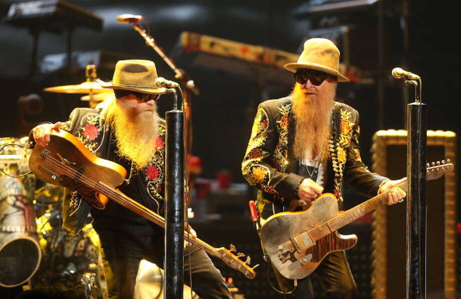 It's ZZ Top. Photo: Mark Metcalfe, Getty Images / 2013 Getty Images