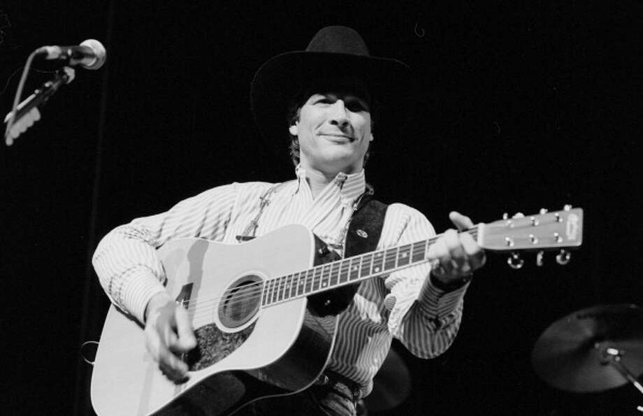This country singer was born in New York but raised in Houston. Photo: Time & Life Pictures, Time Life Pictures/Getty Images / Time & Life Pictures
