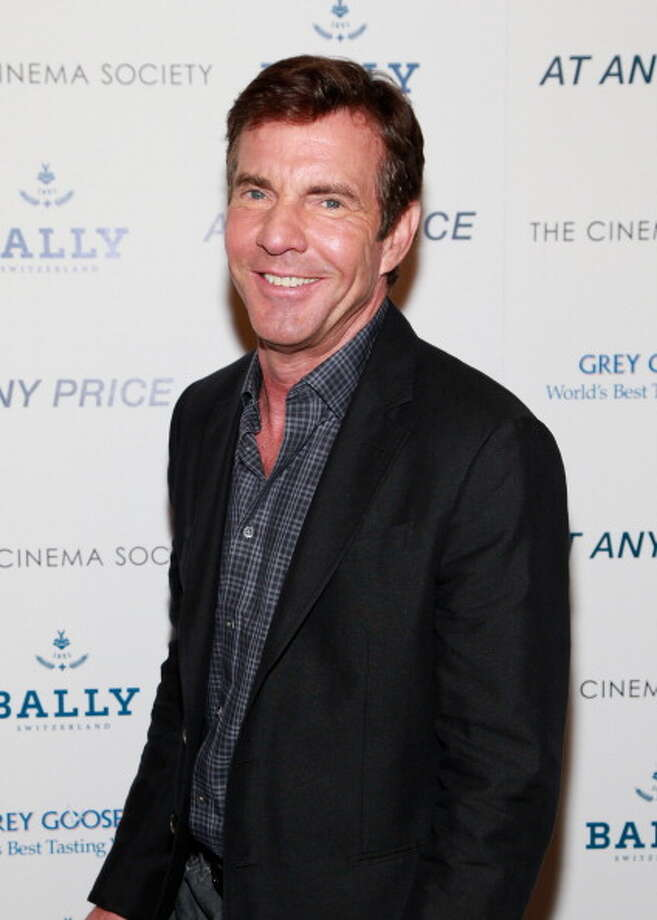 It's Dennis Quaid. Photo: Charles Eshelman, FilmMagic / 2013 Charles Eshelman