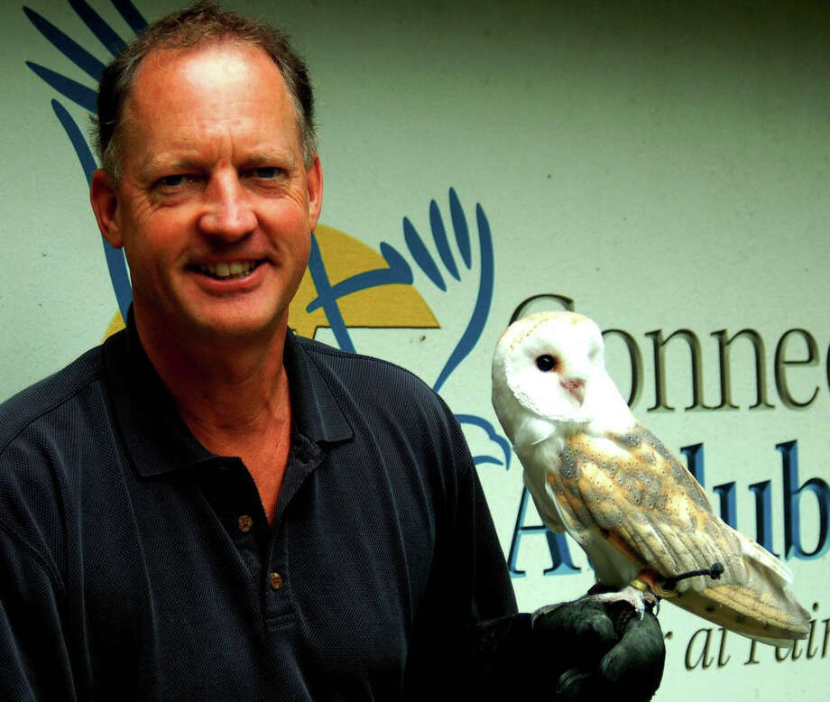 Alexander Brash of Greenwich has been appointed president of the Connecticut Audubon Society which has state headquarters in Fairfield. Photo: Contributed Photo / Fairfield Citizen