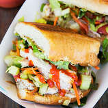 Smokin' good fish, Cayucos You may have enjoyed many fish tacos in your life, but nothing quite like what you'll find at Ruddell's Smokehouse. This unpretentious joint serves a changing assortment of smoked seafoods—ahi, salmon, and shrimp among them. The subtle and sweet smoke, plus toppings such as chopped apples, gives Ruddell's tacos and sandwiches a memorable twist. $$; 101 D St.; smokerjim.com