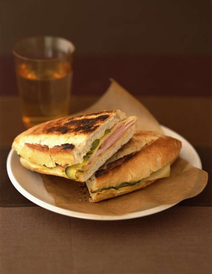 Florida: The Cuban, a pressed ham sandwich. Photo: Getty Images