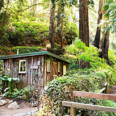 A bend in the redwoods, Big Sur On a coast that prizes eccentricity, Deetjens Big Sur Inn lifts it to art form: 20 rooms and cabins crafted by Norwegian immigrant Helmuth Deetjen between the 1930s and '60s, scattered beneath redwoods. Doors creak, floors creak; you build your fire in your fireplace and think this is magical, or this is hell. Probably the former, because Deetjens is beautiful and because its restaurant serves some of the best food along Highway 1. Rooms from $160, The Restaurant at Deetjens $$$; deetjens.com   Photo: Thomas J. Story, Sunset.com / ©Thomas J. Story/Sunset Publishing