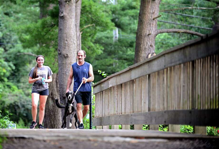 SHELTON Take a 4-mile hike along the Shelton Lakes Recreation Path on Saturday, June 7, from 10:30 a.m. to 1 p.m. Or hike the Shelton Trail Network from 1 to 4 p.m. Saturday. Click here for more info. Photo: Autumn Driscoll / Connecticut Post