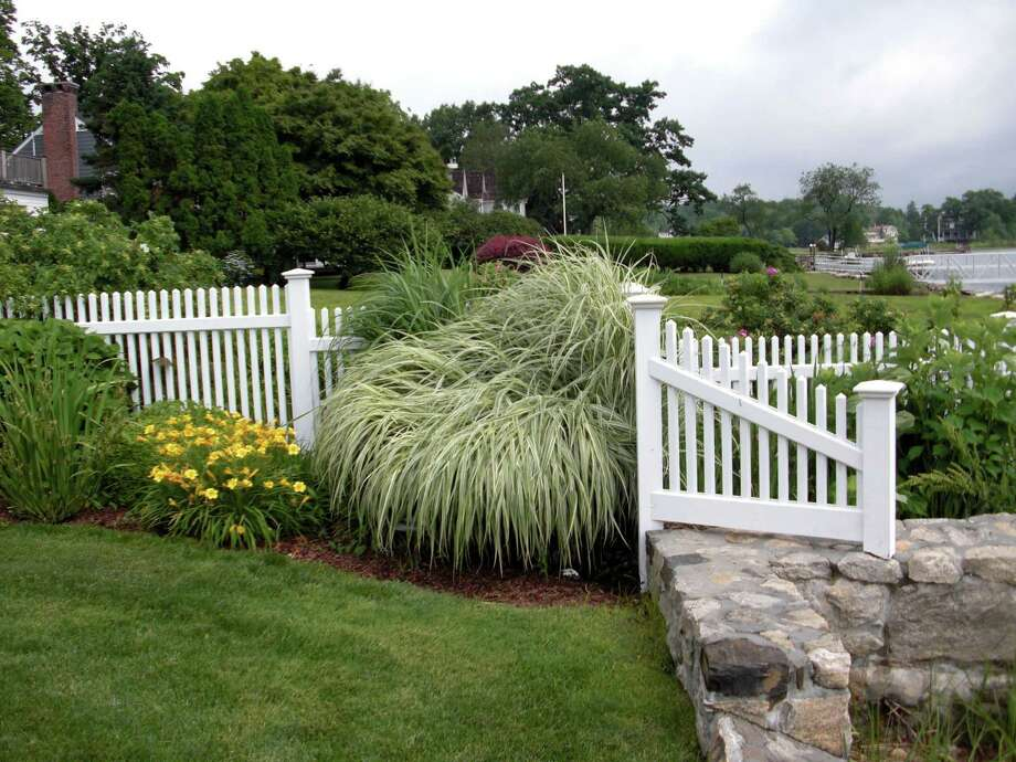 A fence manufactured and installed by Riverside Fence, a Wilton-based company with clients across Fairfield County. The firm has been named among the fatest-growing companies by Inc. magazine. Photo: Contributed Photo / Stamford Advocate Contributed