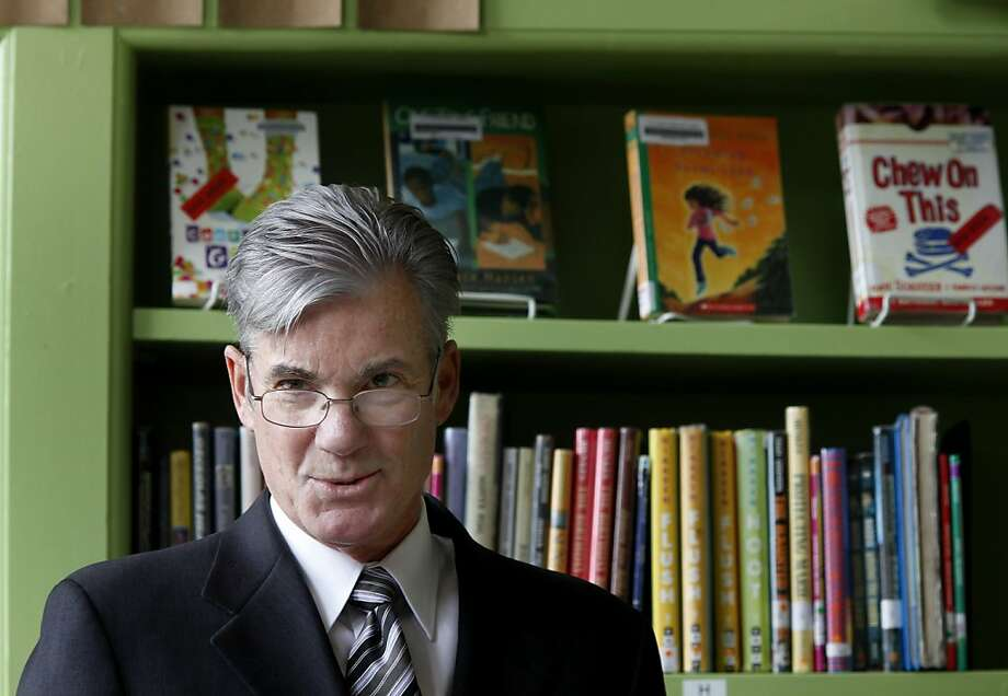 State Superintendent of Public Instruction Tom Torlakson received just short of 50 percent of the vote. Photo: Brant Ward, The Chronicle
