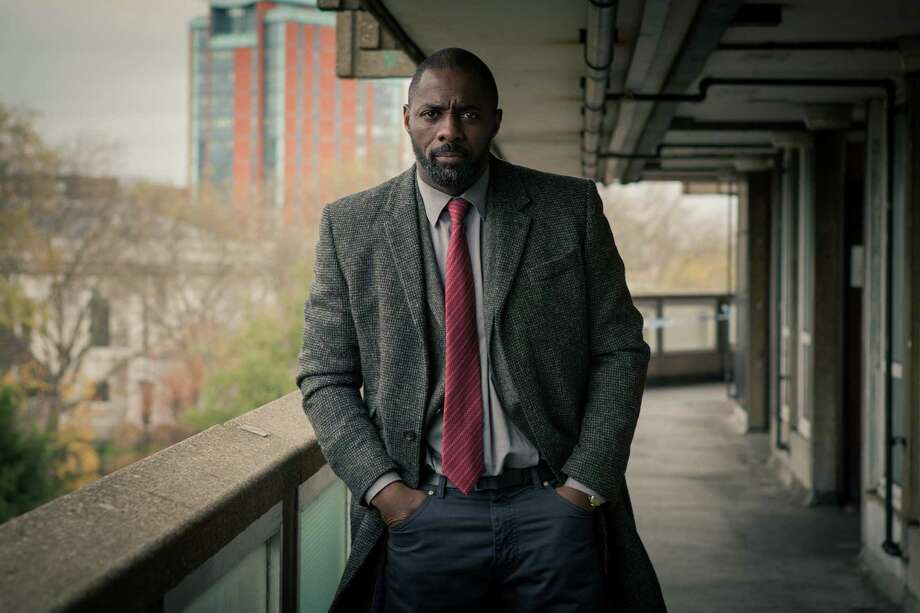 Idris Elba reprises his signature TV role of damaged and driven homicide detective John Luther in another round of the British crime series 'Luther.' Photo: BBC America