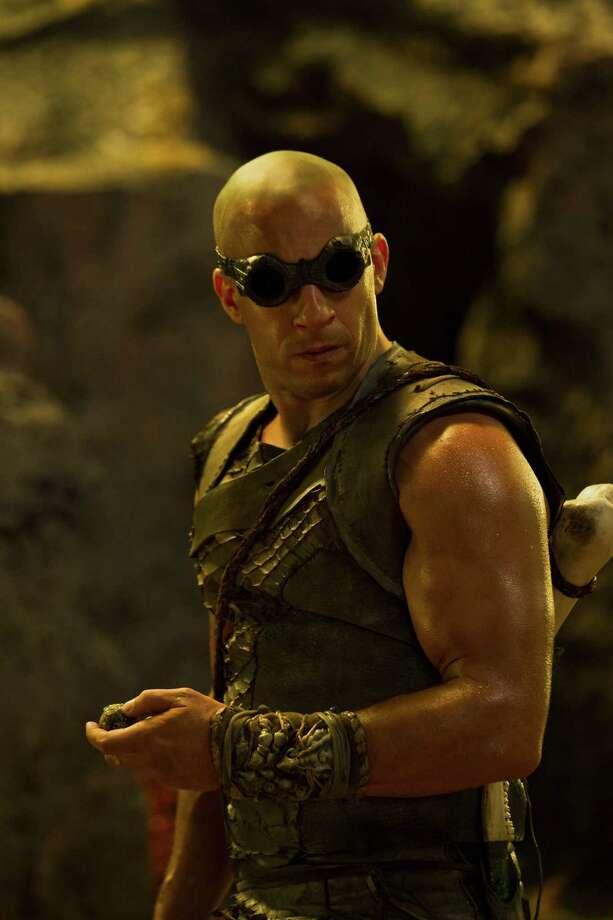 """Vin Diesel returns as """"Riddick."""" Photo: Courtesy"""
