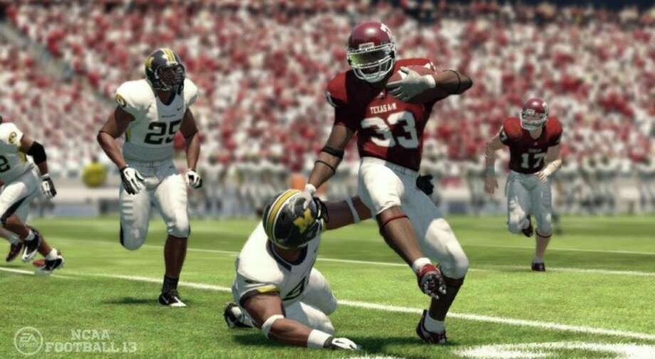 No. 6: NCAA Football 14 EA Sports Xbox 360 Sports Weekly units sold: 17,506 Total units sold: 440,017 Number of weeks available: 6 Photo: EA Sports