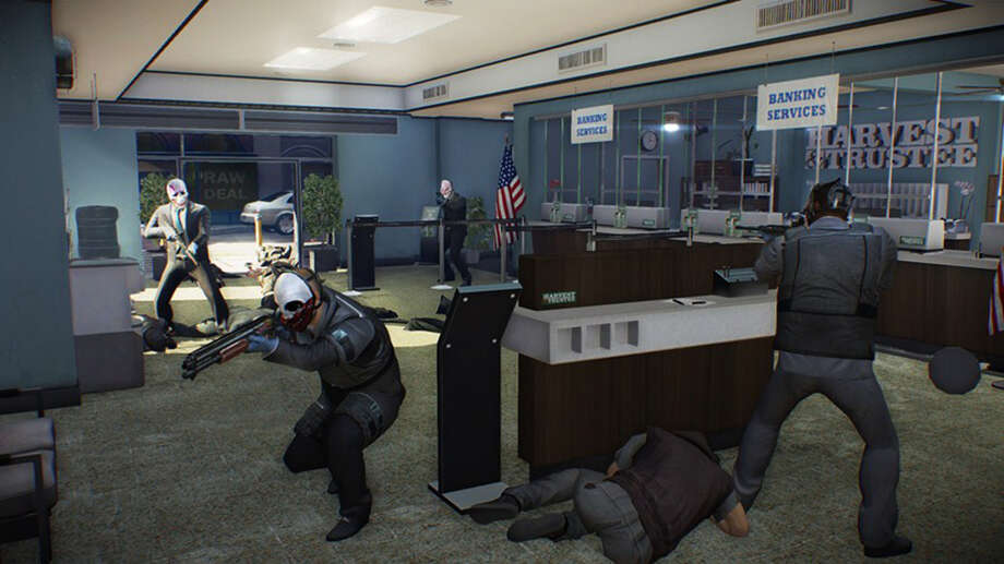 No. 4: Payday 2 505 Games PlayStation 3 First-person shooter Weekly units sold: 21,835 Total units sold: 21,835 Number of weeks available: 1 Photo: Courtesy 505 Games, 505 Games