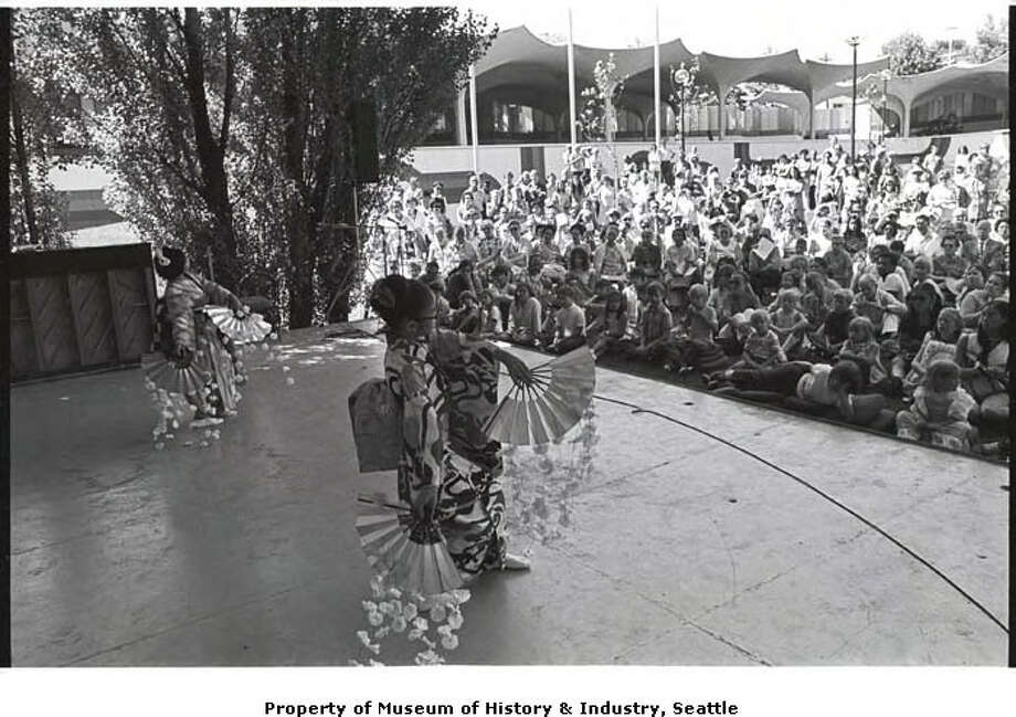 And finally, here's a photo from the first very Bumbershoot, when it was Festival '71.  Photo: -