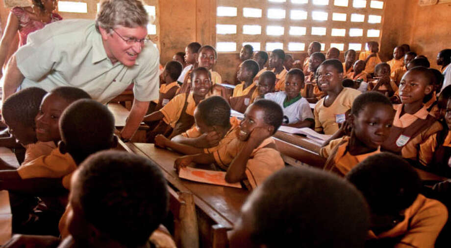 Jeff Raikes, chief executive officer of the Bill & Melinda Gates 