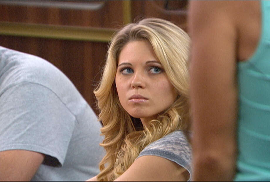 'Big Brother' houseguest, Aaryn on August 28. Photo: Screengrab / ©2013 CBS BROADCASTING INC. All Rights Reserved.