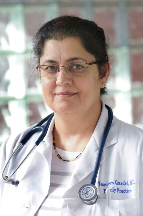 Dr. Yasmeen Quadri of Baylor College of Medicine.dzgnfgntytyjtyje Photo: Baylor College Of Medicine / Baylor College of Medicine