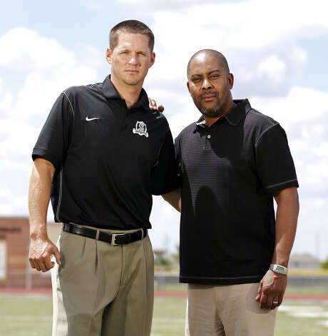 Mike Jinks, who will coach Tech's running backs, led Steele to the Class 5A Division II state title in 2010.