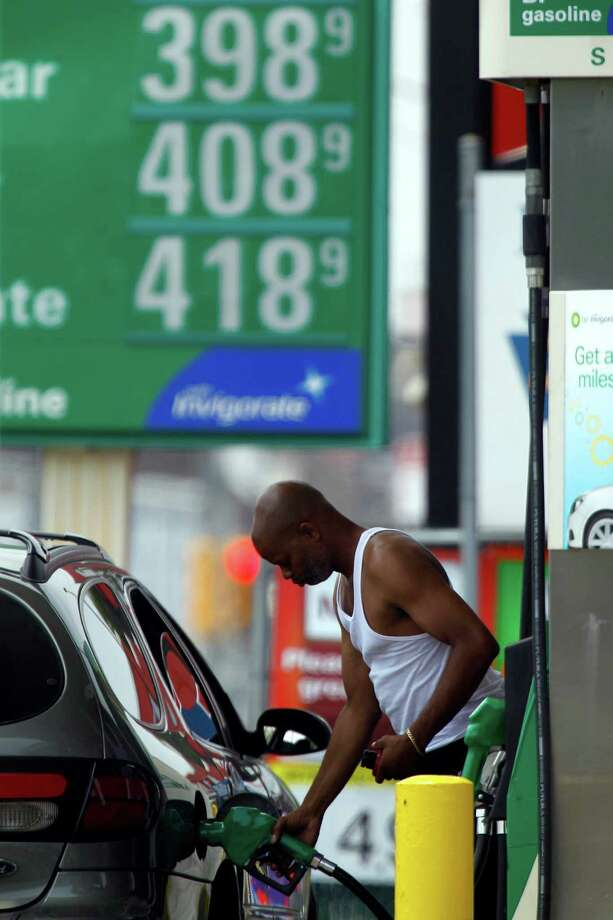 Millions of Texans will take to the roads the weekend for the Labor Day holiday. Here are some popular myths for saving money at the pump.  Photo: Matt Rourke