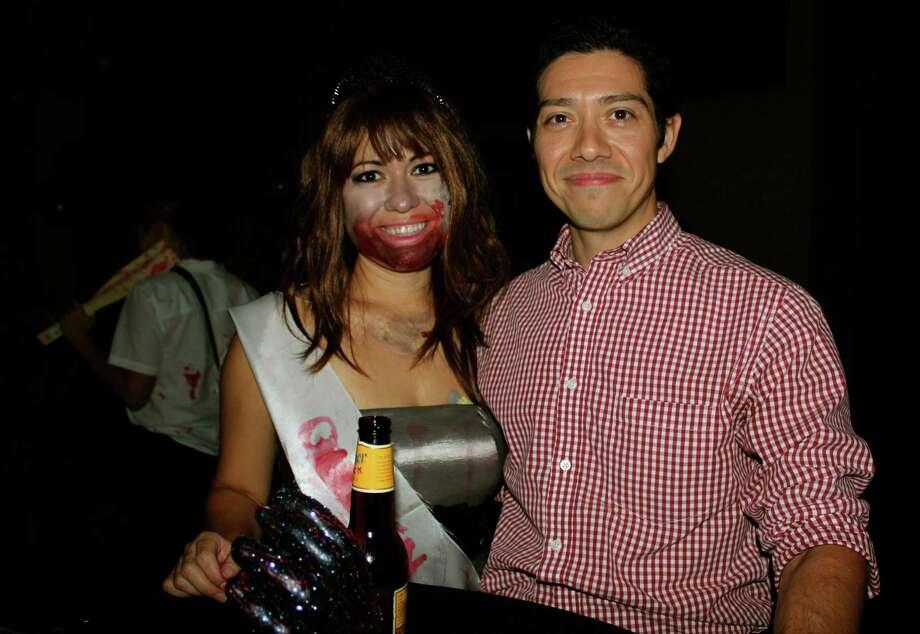 mySpy: Summer Zombie Prom at Pat O'Briens Photo: Yvonne Zamora/For MySA.com