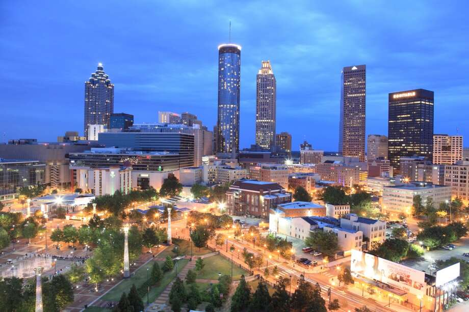 15. Atlanta, downtown Photo: Jumper, Getty Images