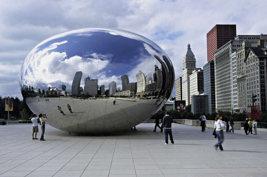 11. Chicago, Millenium Park area Photo: Ed Reschke, Getty Images
