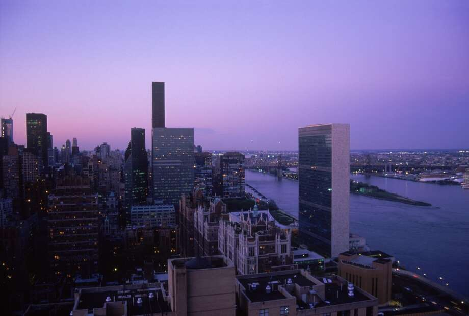 8. New York City, Midtown East Photo: Barry Winiker, Getty Images