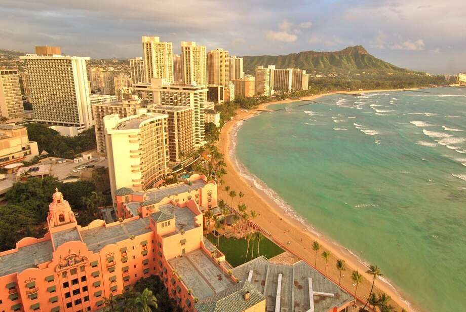 4. Waikiki, Hawaii Photo: Jeanne Cooper, Special To SFGate