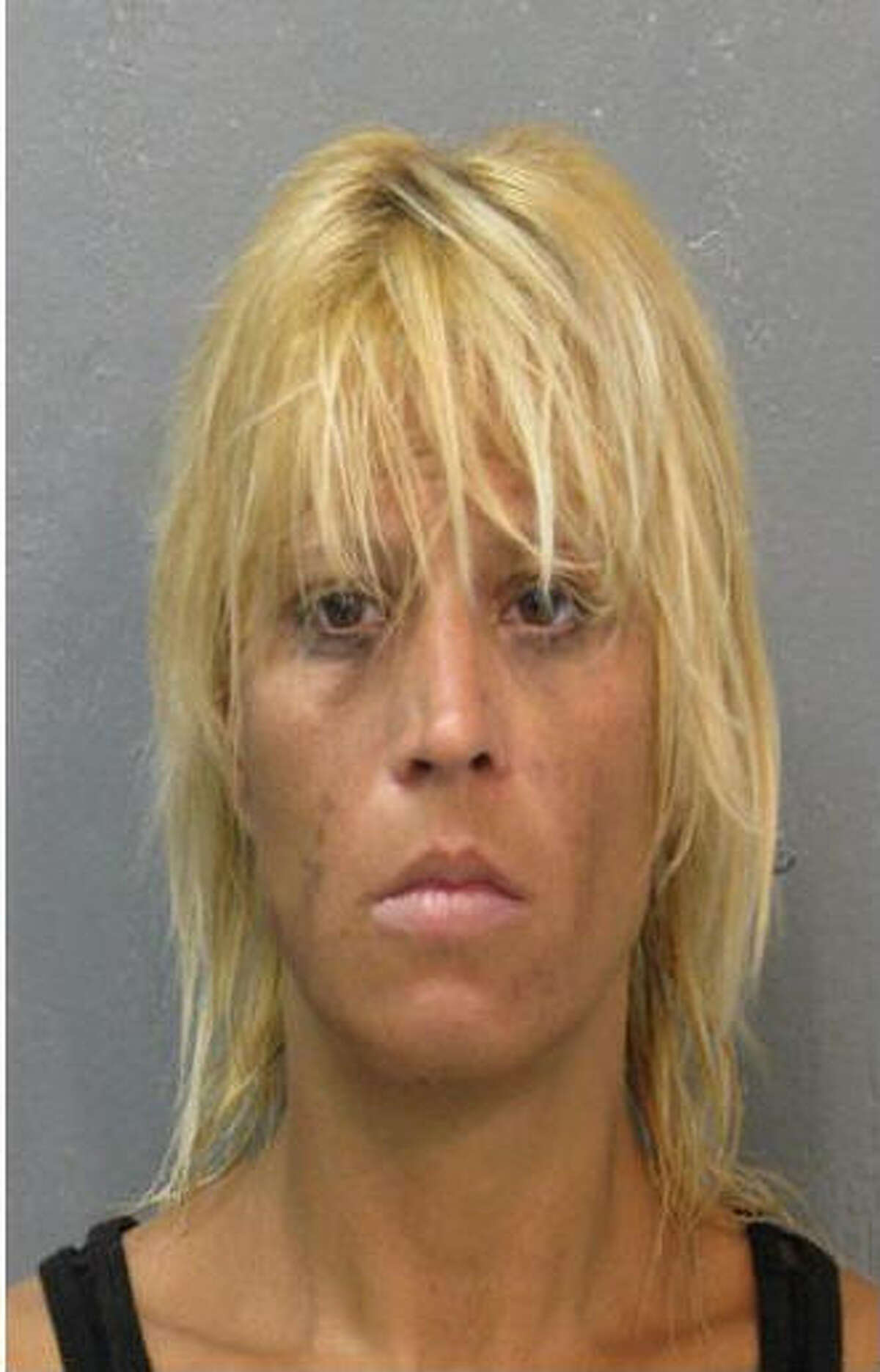 Jennifer Darnell was arrested Aug. 29 in an East Harris County prostitution sting.