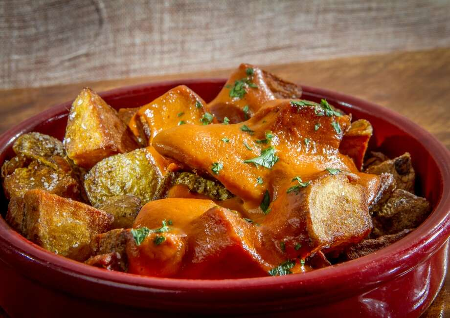 The Patatas Bravas ($6) at Duende in Oakland. Photo: John Storey, Special To The Chronicle