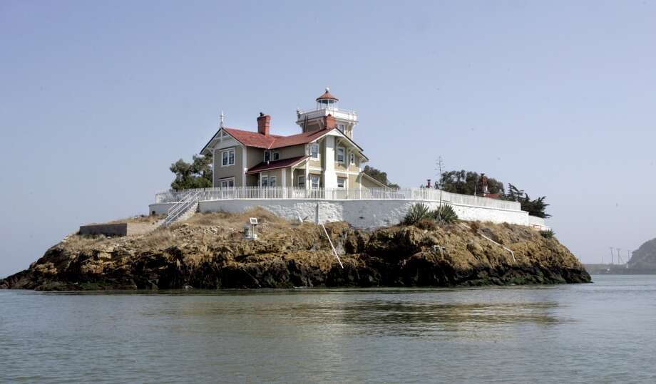 East Brother Light Station — The tariff is steep, but it includes a boat trip to a small island in the strait separating San Francisco and San Pablo Bays and a four-course dinner with wine. The ornate 1873 Victorian rises from the water like a hallucination but is a real, truly unique bed-and-breakfast. The late Walter Fanning, whose grandparents were light keepers here, devoted his retirement to coaxing the gingerbread woodwork back to life, repairing the old foghorn and inspiring the nonprofit group that formed to rescue the station before it could be replaced with a light on a pole in the 1970s. The 360-degree view of the bay, bridges and surrounding cities are like nothing you've seen before. The house's four rooms (two share a bathroom) offer different slices of that view. Walter's Quarters, in the foghouse building, is closest to the water and the most private.