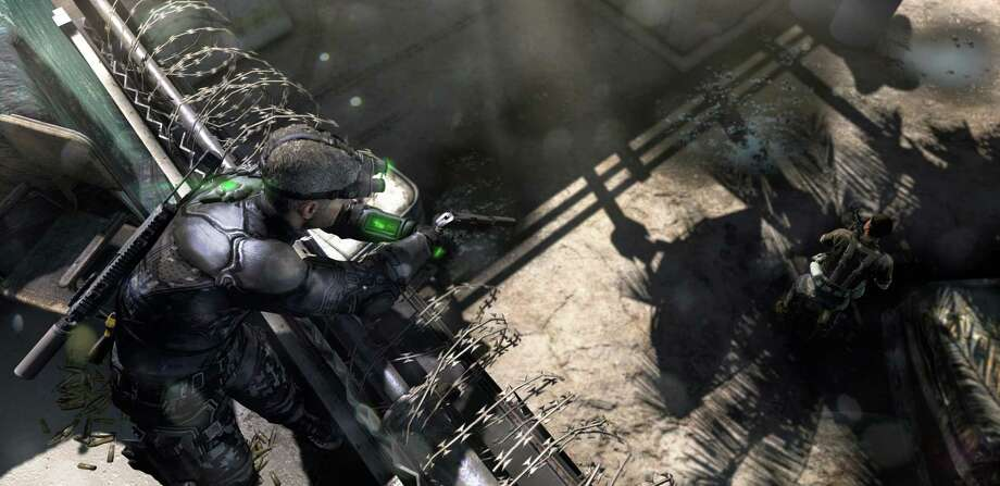 "This video game image released by Ubisoft shows a scene from ""Tom Clancy's Splinter Cell: Blacklist."" (AP Photo/Ubisoft) ORG XMIT: NYET880 / Ubisoft"