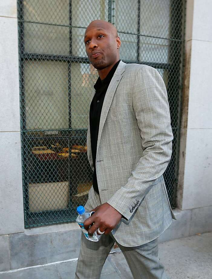 Fourteen-year NBA veteran Lamar Odom is a free agent. Photo: Jemal Countess, Getty Images