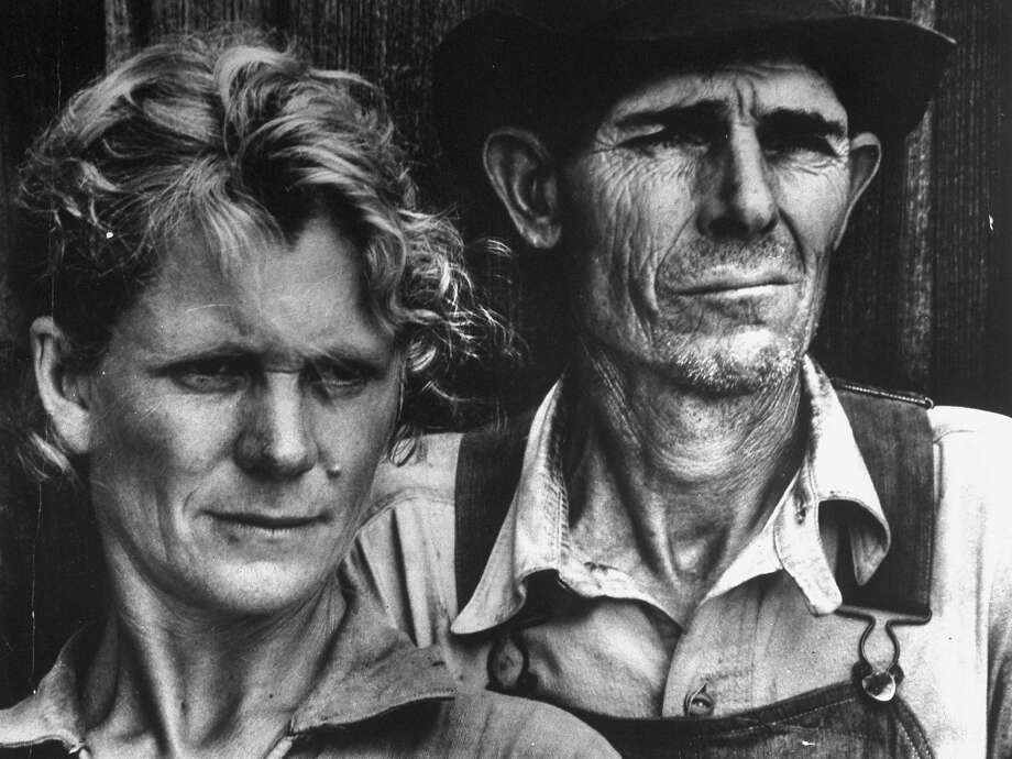 Sharecroppers, 1937 Photo: Margaret Bourke-White, Time Life / Margaret Bourke-White