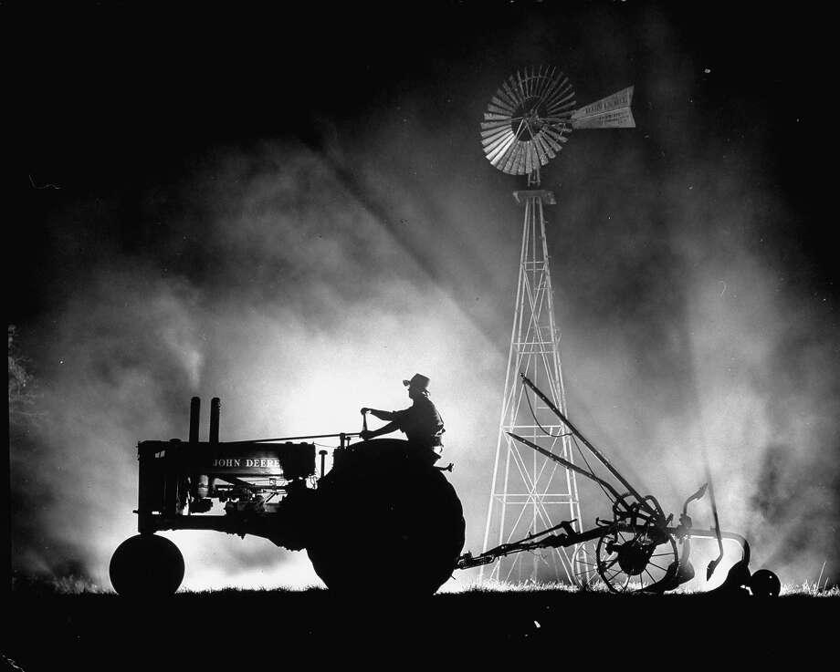 Farmer, 1942 Photo: Herbert Gehr, Time Life / Herbert Gehr