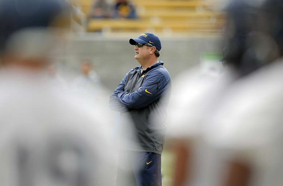 Sonny Dykes, 22-15 in three seasons at Louisiana Tech, will lead his first Cal team against No. 22 Northwestern. Photo: Carlos Avila Gonzalez, The Chronicle