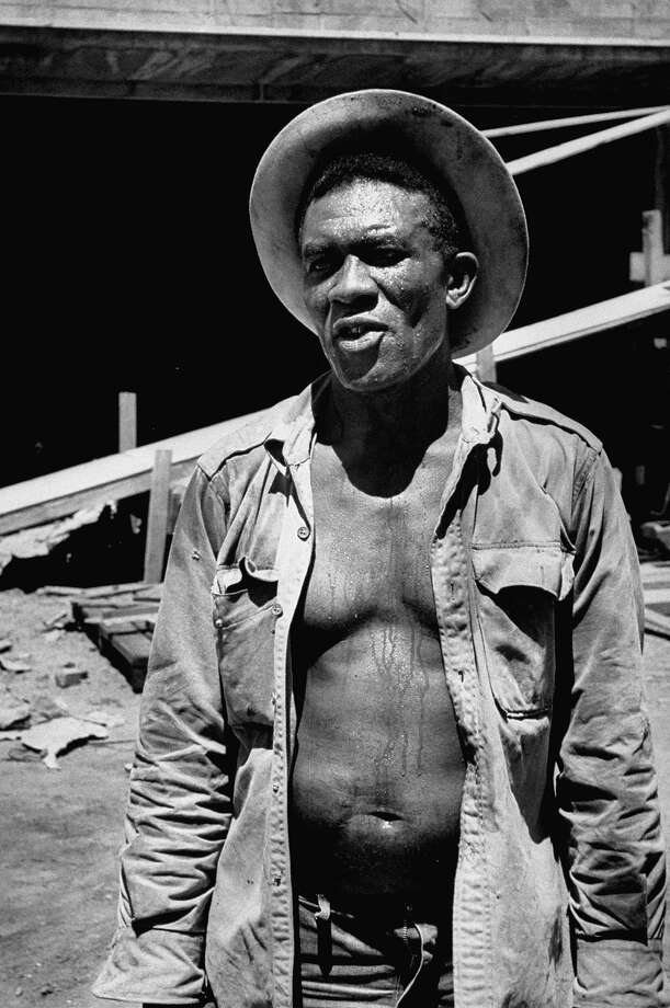 Carpenter, 1954 Photo: John Dominis, Time Life / Time Life Pictures