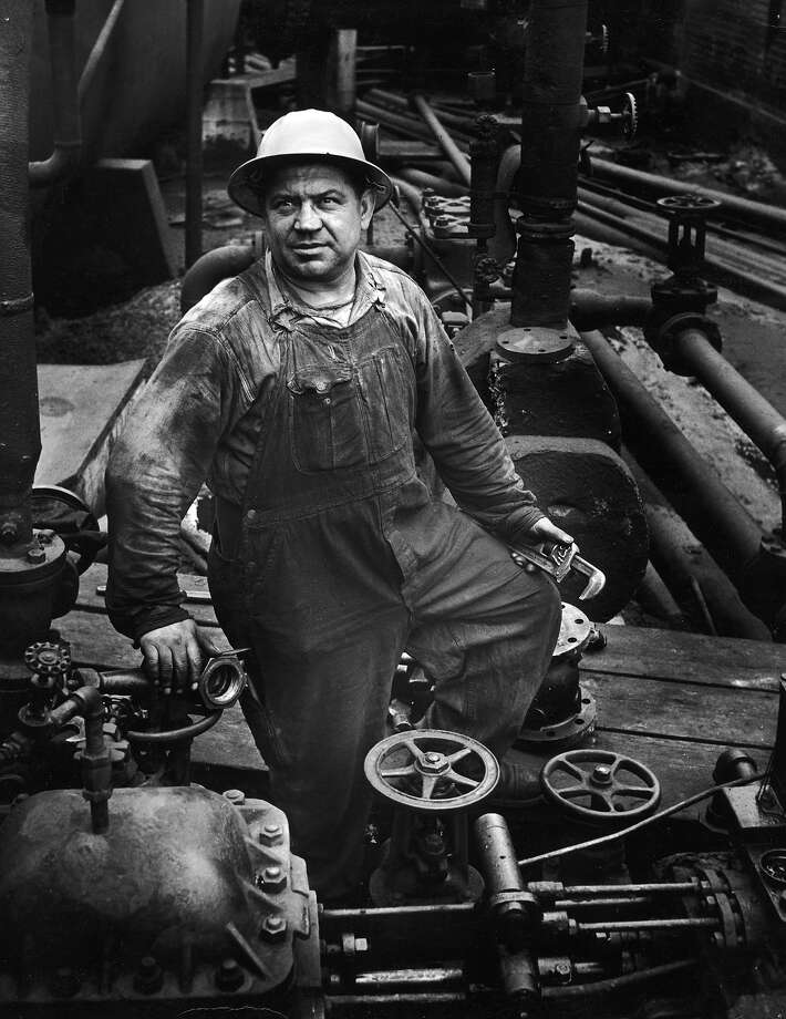 Unidentified workman, 1948 Photo: W. Eugene Smith, Time Life / Time & Life Pictures/Getty Images