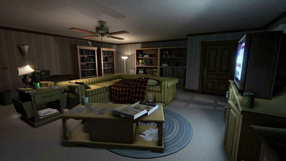 "In ""Gone Home,"" the gamer is cast as a college student who returns to find her parents absent and a note from her missing younger sister taped to the door. Photo: THE FULLBRIGHT COMPANY, HO"