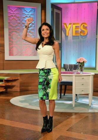 CBS's 'Bethenny' was canceled after one season, and ended in June. Photo: Mike Coppola, Staff / 2013 Getty Images