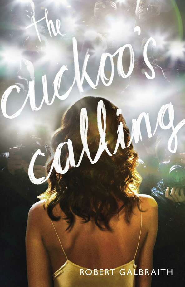 """This book cover image released by Mulholland Books shows """"The Cuckoo?s Calling,""""  by Robert Galbraith, a pseudonym for author J.K. Rowling. (AP Photo/Mulholland Books) Photo: HOEP / Mulholland Books"""