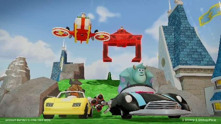 No. 7: Disney Infinity Disney Interactive Studios PlayStation 3 Action-adventure Weekly units sold: 58,496 Total units sold: 58,496 Number of weeks available: 1 Photo: Disney Interactive Studios
