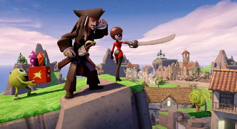 No. 5: Disney Infinity Disney Interactive Studios Xbox 360 Action-adventure Weekly units sold: 87,924 Total units sold: 87,924 Number of weeks available: 1 Photo: Disney Interactive Studios