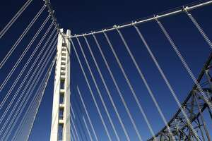 Experts urge quick action to protect Bay Bridge cable - Photo