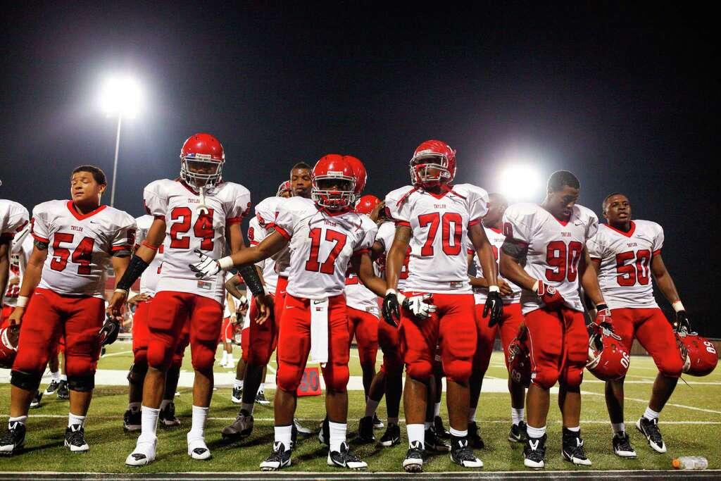 High school football: Alief Taylor 22, Bellaire 9 - Houston Chronicle