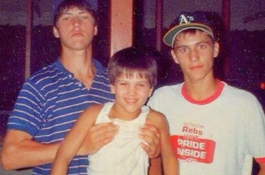 From left: Willie, Jep and Jase. Photo: Courtesy Of The Robertson Family/ A&E