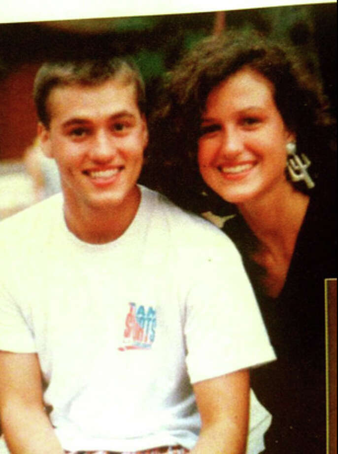 Willie and Korie as a younger couple. Photo: Courtesy Of The Robertson Family/ A&E