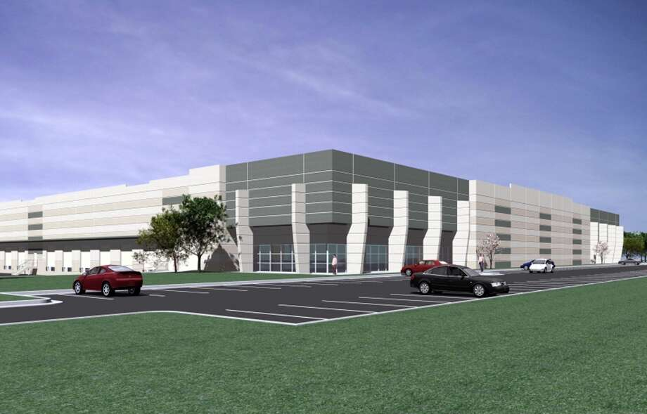 Houston's Greenspoint Business Center will grow in size by about 350,000 square feet with the construction two new buildings on the property. The center, located along Interstate 45 just south of the intersection with Beltway 8, has three existing buildings that are 93 percent occupied. The two new buildings broke ground in July. Photo: IDI