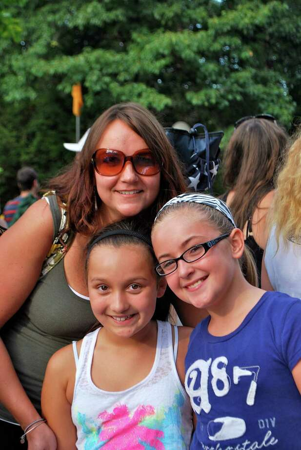 Were you Seen at the John Mayer and Phillip Phillips concert at SPAC in Saratoga Springs on Friday, August 30, 2013? Photo: Michael Huber